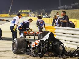 Das auto hatte vor ihm der neuseeländer chris amon in der formel der unfall hatte sich am samstagmorgen in der ersten rennrunde ereignet. Sicherheitsdebatte In Der Formel 1 Nach Horror Unfall Von Romain Grosjean Hessenschau De Mehr Sport