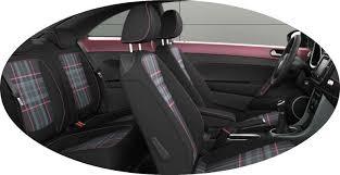 interior of pink 2017 volkswagen beetle pinkbeetle