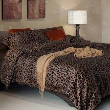 leopard king comforter set bedding cool print in size on 6