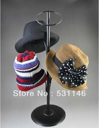 Hat Display Stands Wholesale Metal Hat Display StandHanging hat rack Multiple hat rack 2