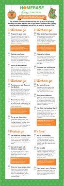 Kitchen Blinds Homebase Christmas Checklist Organiser And Planner At Homebase