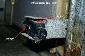 garage door sensor sun garage door sensors sunlight garage door sunlight garage door sensor sun blocking