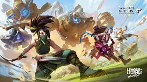 League of Legends: Wild Rift เปิดให้บริการแล้ววันนี้บนสโตร์ไทย - GameInfo  Thailand