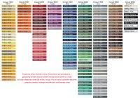 Powder Coating Colour Chart Uk Ral Number Colour Chart Ral Color Chart