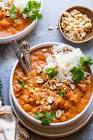 african sweet potato and peanut soup