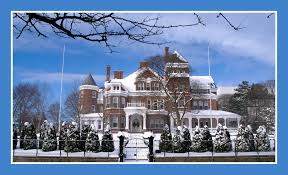 The current governor of alabama, kay ivey lives at the governor's mansion. Snow Day At The New York State Governor S Mansion Curtis Thoughts Pictures And Ideas
