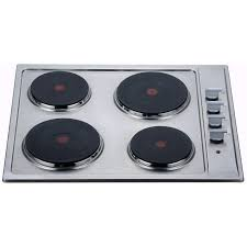 electric cooktop. Delighful Electric Bellini 60cm 4 Burner Electric Cooktop Intended L
