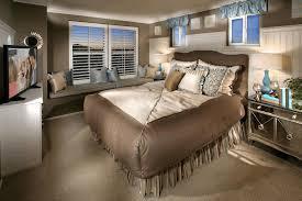 dark green bedroom decorating ideas extravagant glass chandelier cozy beige ottoman white porcelain undermount bathtub light purple blanket