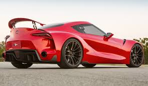 new toyota sport car 2016