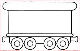 Coloriage Wagon De Train L Duilawyerlosangeles