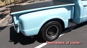 1970 Chevy C-10 stepside in Petaluma ! - YouTube