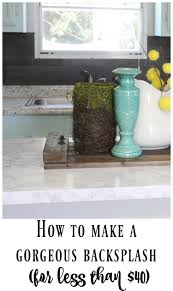 kitchen renovations do not have to be expensive check out how this blogger made her