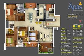 4 Bedroom House Design Modern