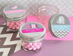 Decorating With Mason Jars For Baby Shower mason jar baby shower favor ideas ba shower mini mason jar favors 85
