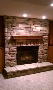 bucks gas fireplace inserts with stone county country ledgestone gas insert twin city fireplace inserts avalon