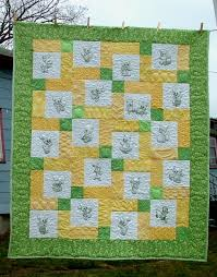 Baby Animals Children Quilt - Advanced Embroidery Designs & Click to enlarge Adamdwight.com