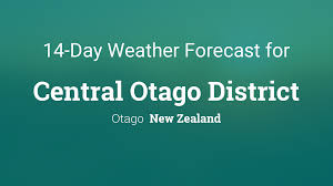 Central Otago Climate Chart Central Otago District New Zealand 14 Day Weather Forecast