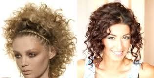Jednoduché účesy Pre Kučeravé Vlasy Strednej Dĺžky Aké účesy Sú