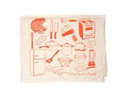 Kitchen Tea Maptote Kitchen Tea Towel