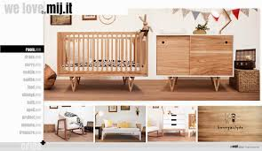 retro baby furniture. mijit loves south african retro baby room furniture by bunny and clyde