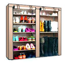 revolving closet organizer rotating closet storage revolving plastic sneaker boxes awesome zer revolving closet