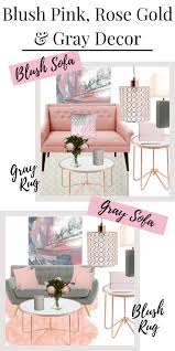 blush crush blush pink rose gold