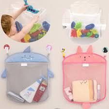 Baby Bathroom <b>Mesh Bag for</b> Bath Toys <b>Bag</b> Kids Basket <b>for</b> Toys ...