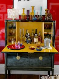 small bar furniture for apartment. The Vintage Bar Cabinet Makes Entertaining Easy. Small Furniture For Apartment