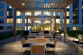 roof garden design hotel. maximize your roof garden landscape designs design with wooden framework and furniture hotel