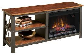 grainger old world infrared electric fireplace