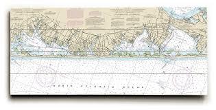 Shinnecock Bay Chart Moriches Bay Shinnecock Bay Ny Nautical Chart