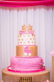 Karas Party Ideas Royal Princess Baby Shower Karas Party Ideas
