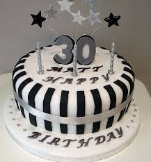 89 Birthday Cake Designs For Man Close Up Photography Of 3 Tier