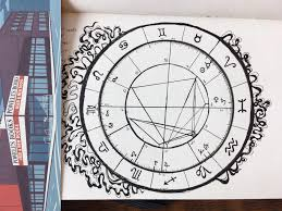 Doodled My Birth Chart Anything In There You Find