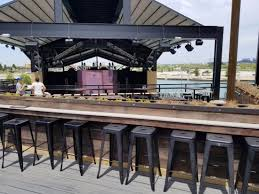 Lava Cantina The Colony Seating Chart Outdoor Seating And Stage Picture Of Lava Cantina The