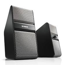speakers for tv. yamaha nx-50 speakers for tv, pc, tablet or smartphone, silver. loading zoom tv b