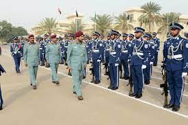 Khaleej Dailies: الشعفار يشهد بروفة تخريج كلية الشرطة في أبوظبي