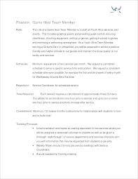 Senior Programmer Job Description Stunning Resume Of Waiter Resume Waitress Waiter Responsibilities Hostess Job