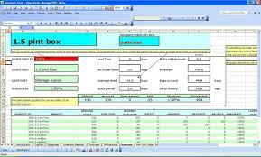 Restaurant Inventory Management Spreadsheet Free Download And How To