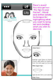 In My Professional Opinion My Face Chart And Beauty Tips App