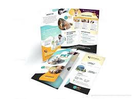 Creative Brochure Templates Free Download Elegant