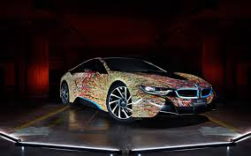 THE FUTURE... BMW I8 | smell the rubber