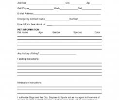 Dog Walking Contract Form And Pet Sitting Template Uk Walker