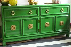 painted green furniture. Thomasville Buffet Painted Green Furniture S