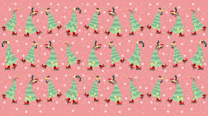 5 Free Cute Christmas Wallpapers for ...