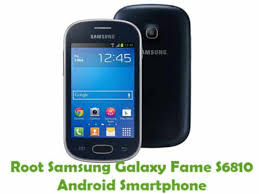 How To Root Samsung Galaxy Fame S6810 ...