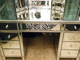 hayworth collection mirrored furniture. Hayworth Mirrored Furniture Allen Credenza Collection
