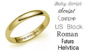 Free Engraving On Diamond Wedding Bands Wedding Rings Extraordinary Wedding Ring Engraving Quotes