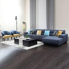 nordic furniture design. Nordic Design Blue Corner Furniture Fabric Sofa For Home O