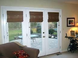 solar shades for sliding glass doors stunning home depot door window treatments blinds ideas 6